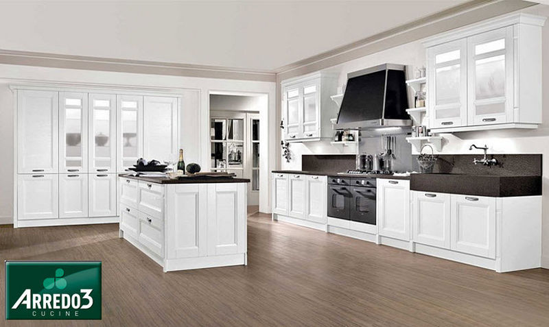 cuisine traditionelle cuisines compl tes decofinder. Black Bedroom Furniture Sets. Home Design Ideas