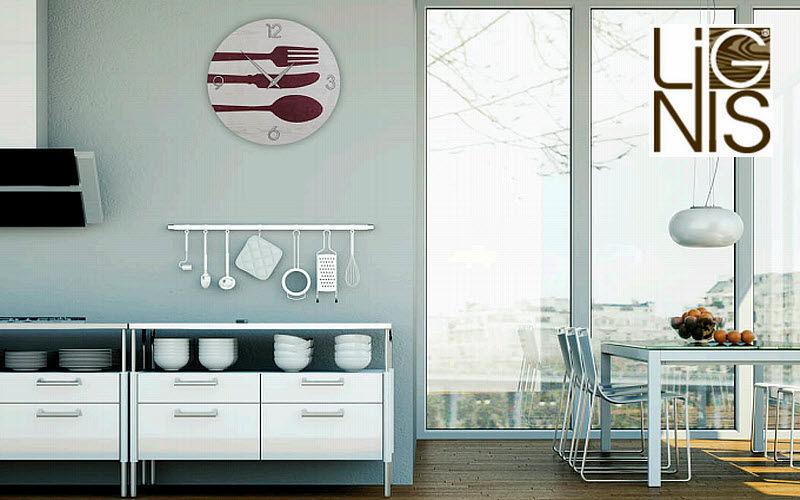 horloge de cuisine horloges de cuisine decofinder. Black Bedroom Furniture Sets. Home Design Ideas