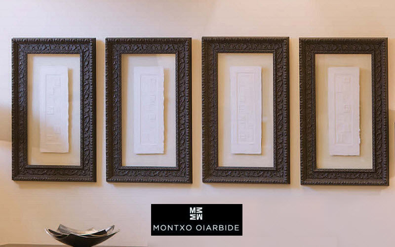 MONTXO OIARBIDE CUADROS Cadre Cadres Objets décoratifs  |