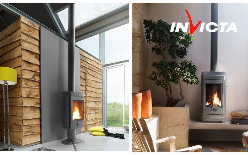 po le bois po les foyers inserts decofinder. Black Bedroom Furniture Sets. Home Design Ideas