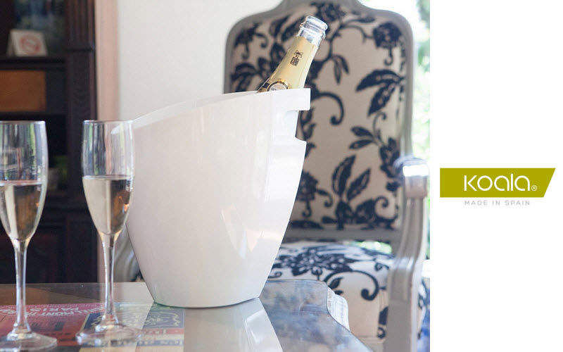 seau champagne rafraichir decofinder. Black Bedroom Furniture Sets. Home Design Ideas