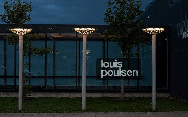 Louis Poulsen Lampadaire de jardin Réverbères lampadaires Luminaires Extérieur   