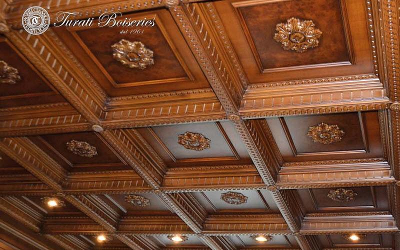 Turati Boiseries - Turati Cugini Caisson de plafond Plafonds Murs & Plafonds  |