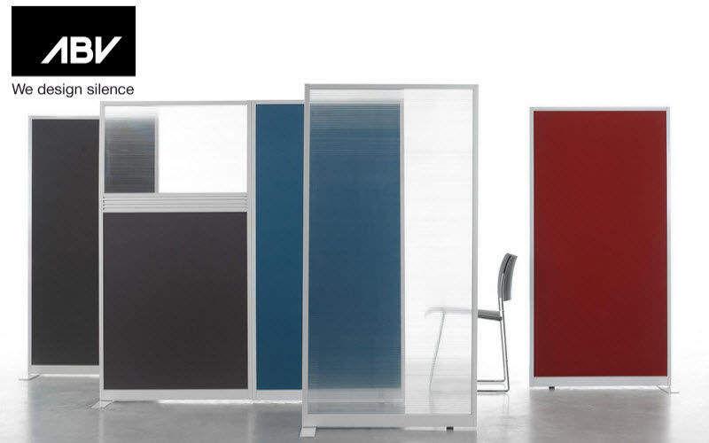 ABV Cloison de séparation Cloisons & Panneaux acoustiques Murs & Plafonds  |