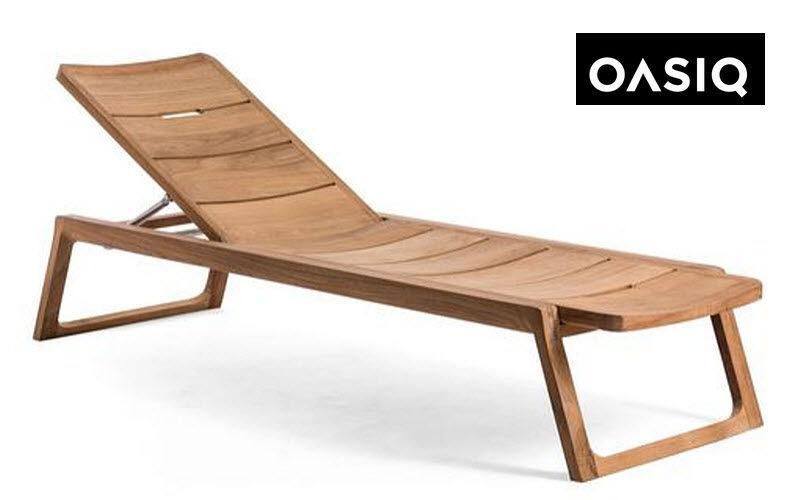 OASIQ Bain de soleil Chaises longues Jardin Mobilier  |
