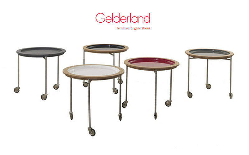 Gelderland Table basse à roulettes Tables basses Tables & divers  |