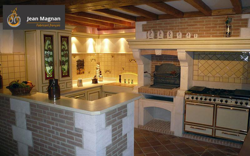 Jean Magnan Cheminees Cuisine traditionelle Cuisines complètes Cuisine Equipement  |
