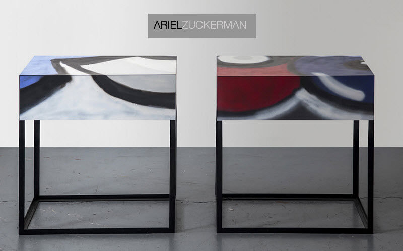 ARIEL DESIGN Table de chevet Chevets Lit  |