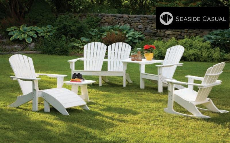 Seaside Casual Furniture Salon de jardin Salons complets Jardin Mobilier  |