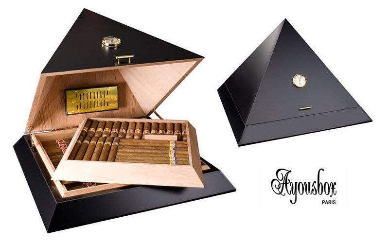 Ayousbox Cave à cigares Tabac Objets décoratifs  |
