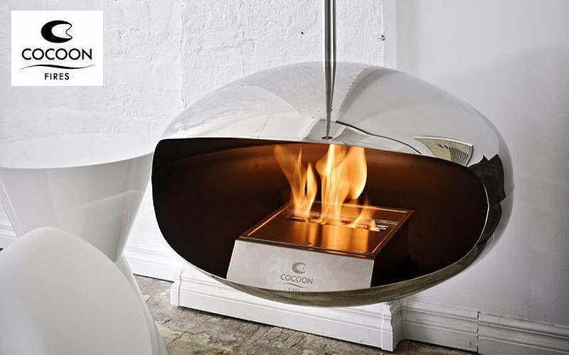 COCOON FIRES Cheminée à l'éthanol (voir cheminée sans conduit) Cheminées Cheminée  |