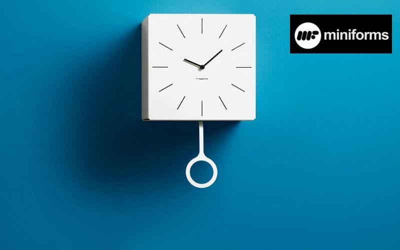 MINIFORMS Horloge murale Horloges Pendules Réveils Objets décoratifs  |