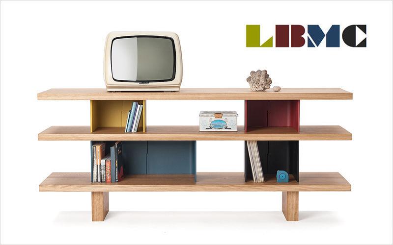 LAURENT BOSQUE MOBILIERS CONCEPT Meuble tv hi fi Meubles TV HIFI Rangements  |