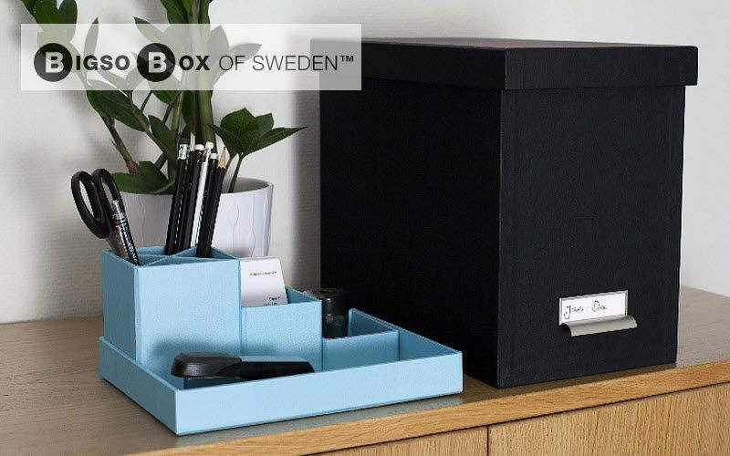 Bigso Box Of Sweden Organiseur de bureau Fournitures de bureau Papeterie Accessoires de bureau  |