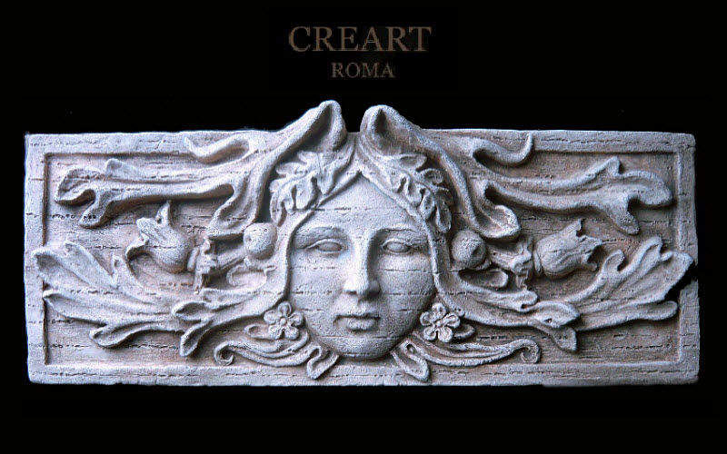 Creart Roma Bas relief Architecture Ornements  |