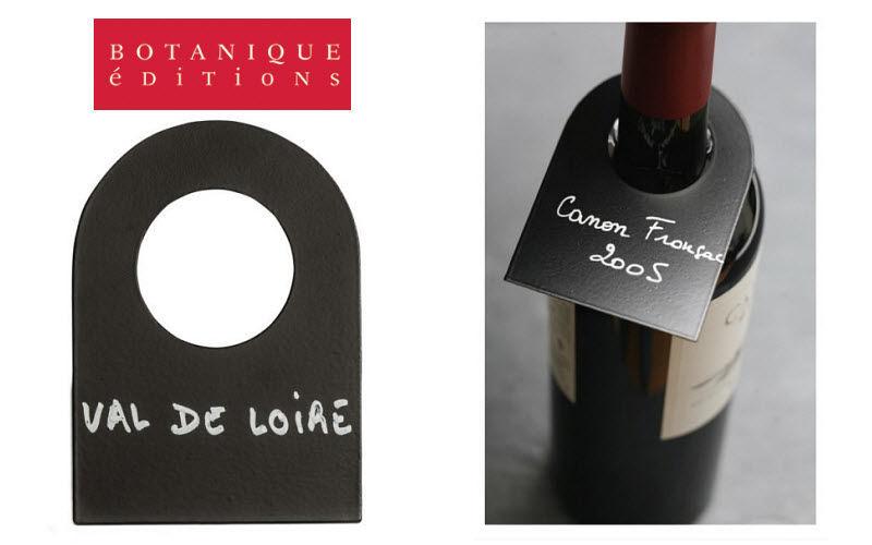 Botanique Editions Etiquette à vin Cave Equipement  |