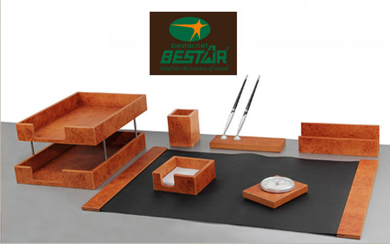 Set de bureau fournitures de bureau decofinder for Set de bureau design