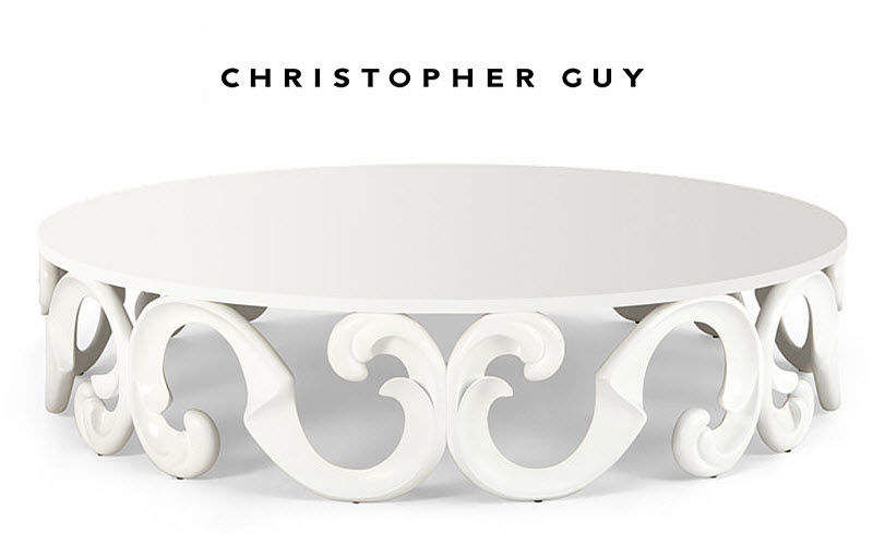 Christopher Guy Table basse ronde Tables basses Tables & divers  |