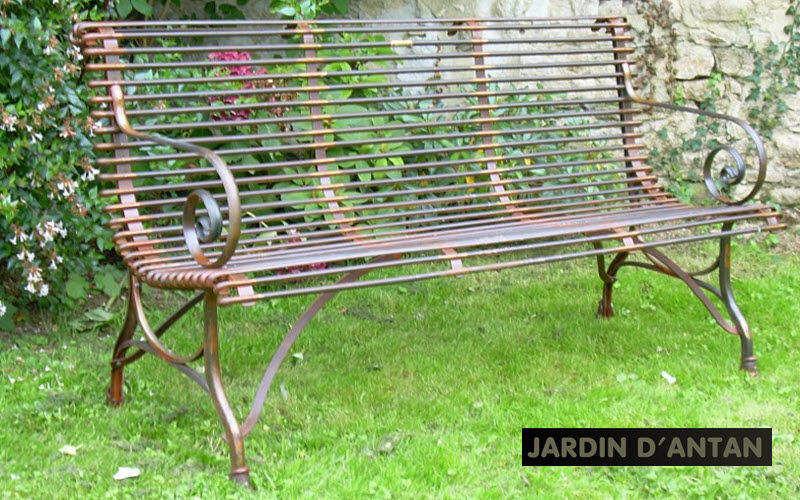 JARDIN D ANTAN Banc de jardin Bancs de jardin Jardin Mobilier  | Charme