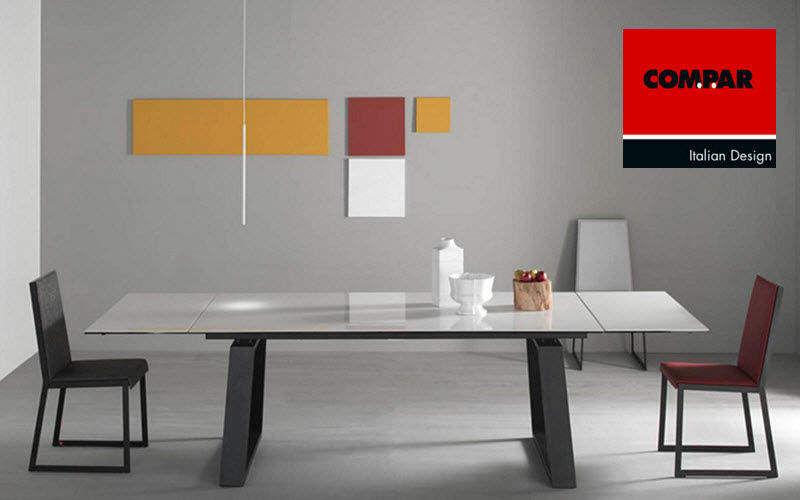 COMPAR Table à rallonge Tables de repas Tables & divers  | Design Contemporain