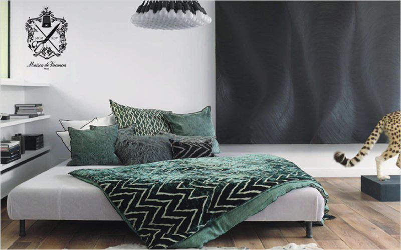 Maison De Vacances Couvre-lit Couvre-lits Linge de Maison  |