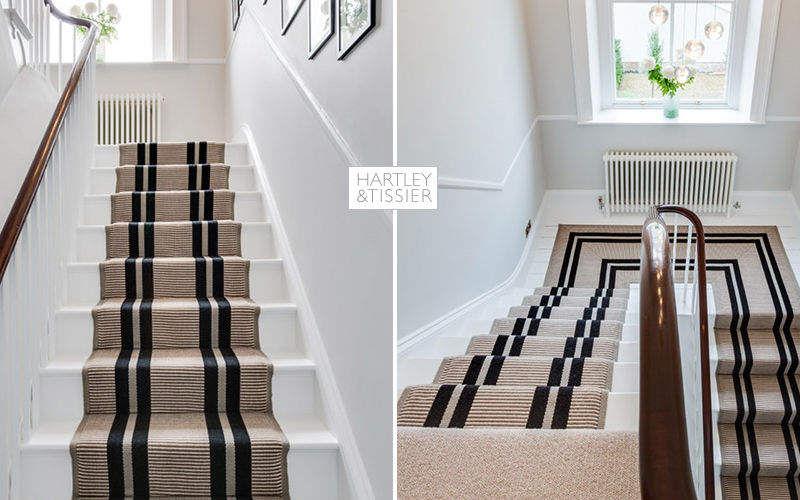 HARTLEY & TISSIER Tapis d'escalier Tapis de seuil couloir escalier Tapis Tapisserie  |