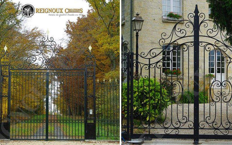 Reignoux Creations Portail de jardin Portails Jardin Abris Portails...  |