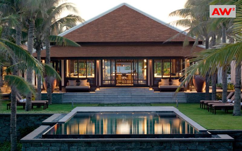 AW² Réalisation d'architecte Réalisations d'architecte Maisons individuelles  |