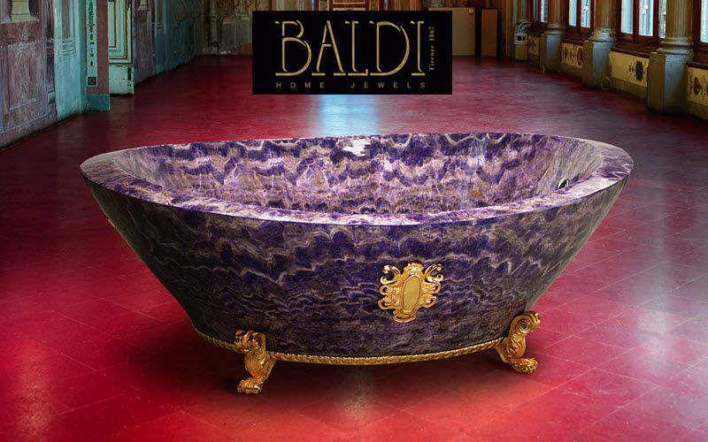 BALDI Baignoire sur pieds Baignoires Bain Sanitaires Salle de bains | Classique
