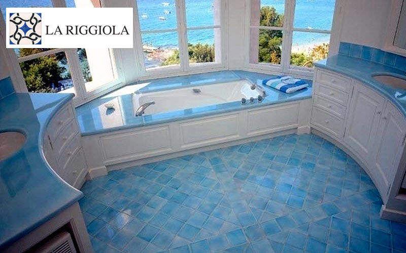 LA RIGGIOLA Carrelage salle de bains Carrelages Muraux Murs & Plafonds  |