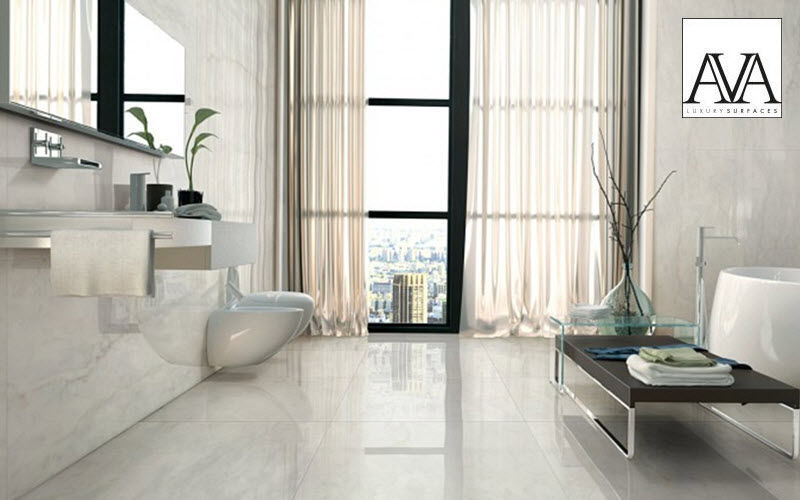 AVA CERAMICA Carrelage salle de bains Carrelages Muraux Murs & Plafonds Salle de bains | Design Contemporain