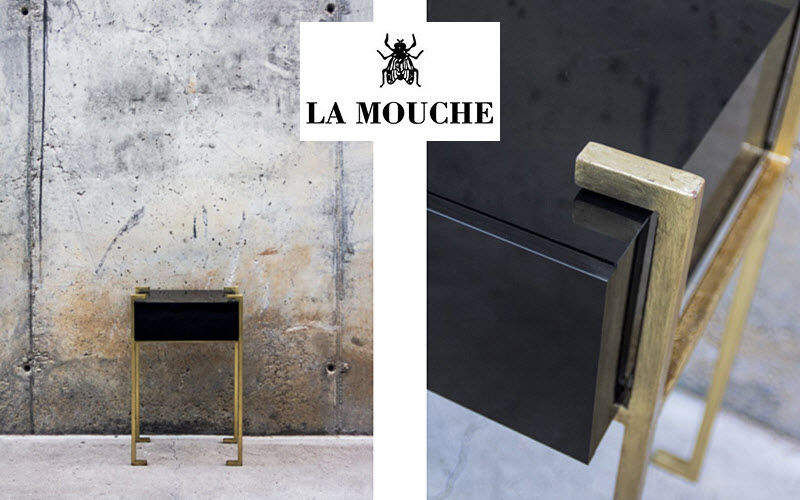 LA MOUCHE Table de chevet Chevets Lit  |
