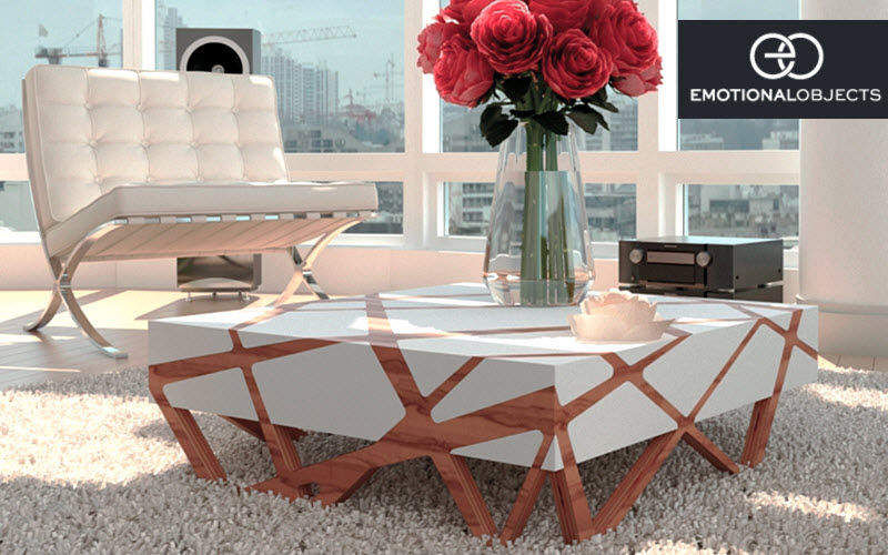 EMOTIONAL OBJECTS Table basse carrée Tables basses Tables & divers  |