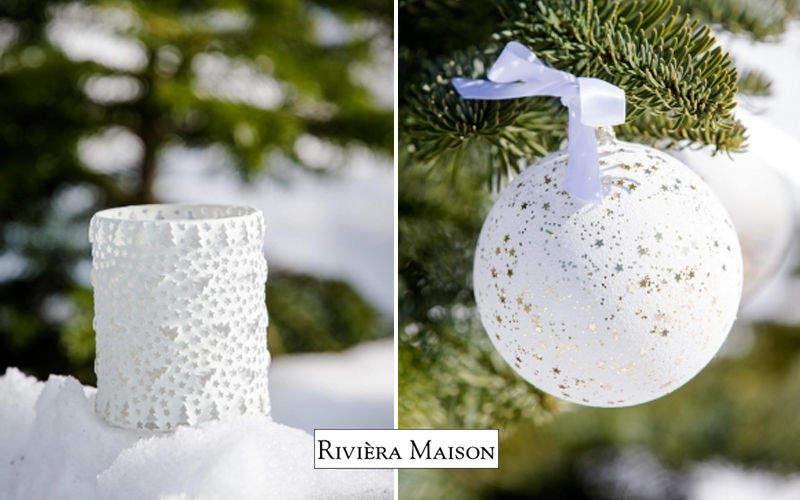 Riviera Maison Boule de Noël Noel Noël Mariage et Fêtes  |