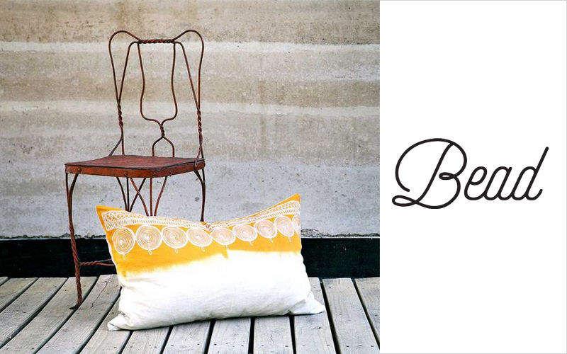 BEAD STUDIO Coussin rectangulaire Coussins Oreillers Linge de Maison  |