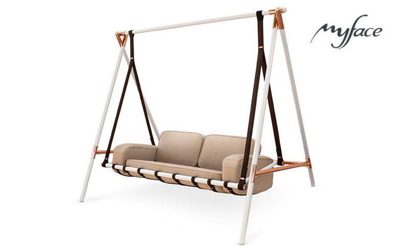 MYFACE Balancelle Divers mobilier de jardin Jardin Mobilier  |