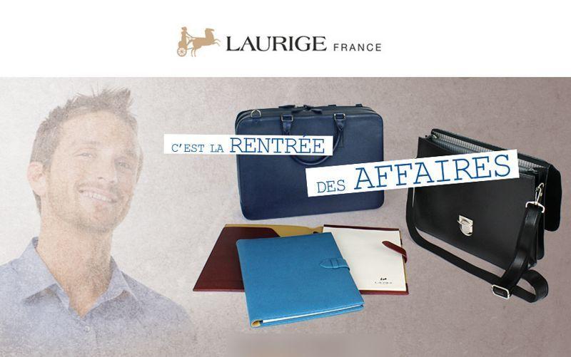 LAURIGE Cartable (serviette) Fournitures de bureau Papeterie Accessoires de bureau  |