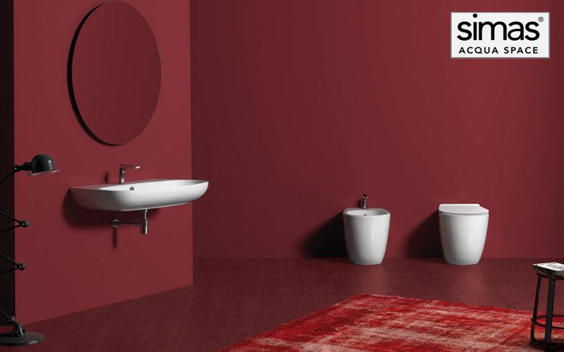 SIMAS Lavabo Vasques et lavabos Bain Sanitaires  |