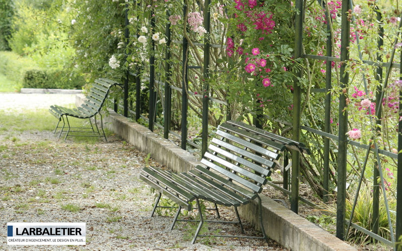 Larbaletier Banc de jardin Bancs de jardin Jardin Mobilier  |