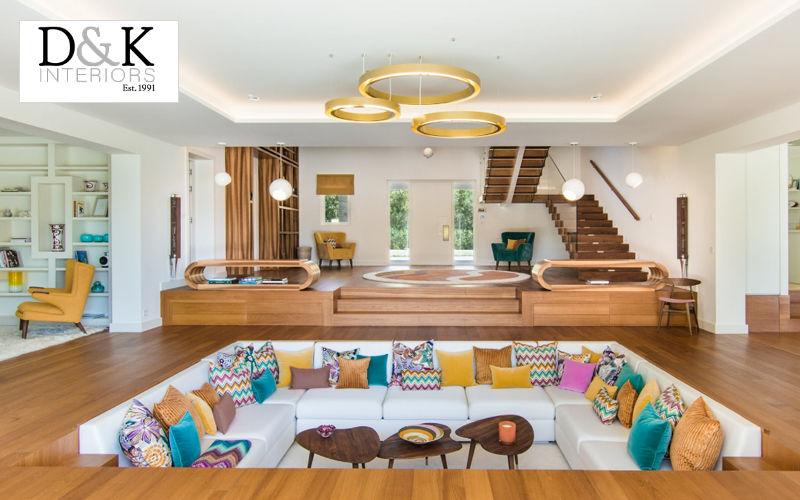 D&K interiors Réalisation d'architecte d'intérieur Réalisations d'architecte d'intérieur Maisons individuelles  |