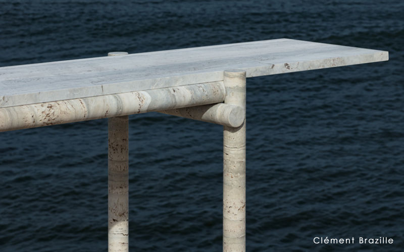 CLEMENT BRAZILLE Console Consoles Tables & divers  |