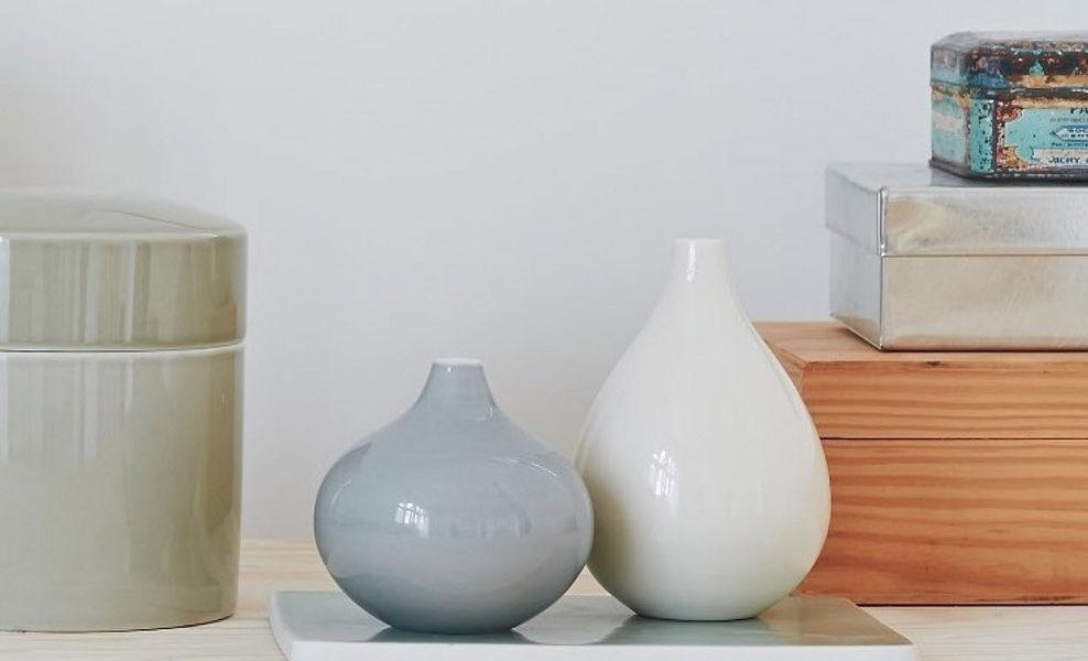 Anne Black Vase décoratif Vases décoratifs Objets décoratifs  |