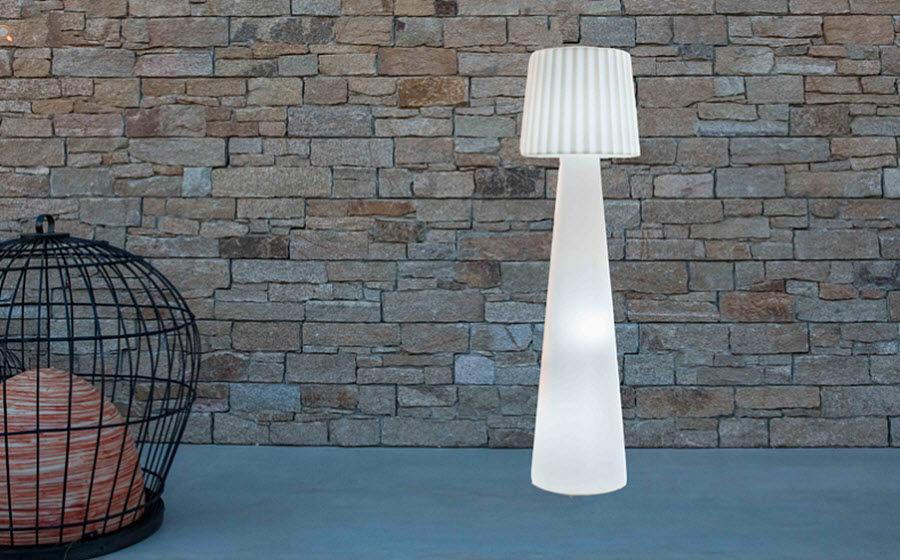 LUMISKY Lampadaire de jardin Réverbères lampadaires Luminaires Extérieur  |