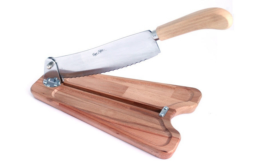 ROGER ORFEVRE Coupe-pain Couper Eplucher Cuisine Accessoires  |