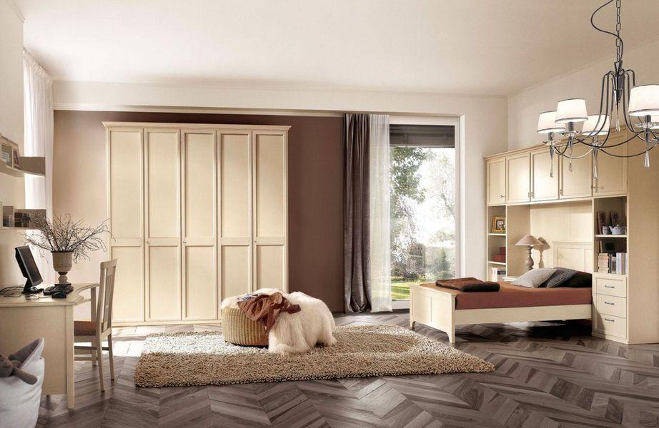 San Michele Mobilificio Chambre Chambres à coucher Lit Chambre | Design Contemporain