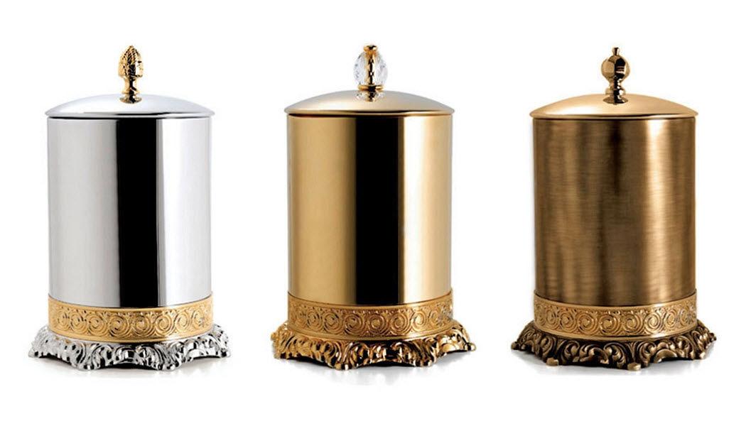 TREEssECI Pot de salle de bains Pots et flacons Bain Sanitaires  |