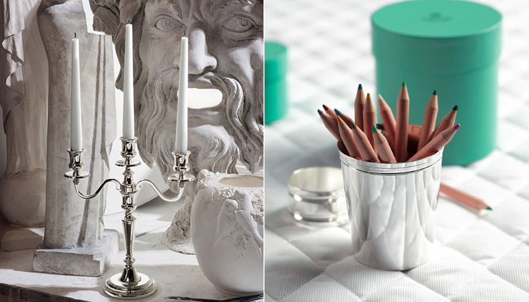 ERCUIS RAYNAUD Chandelier Bougies Bougeoirs Objets décoratifs Salle à manger | Classique