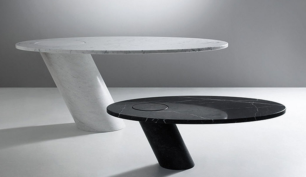AGAPECASA Table basse ovale Tables basses Tables & divers  |