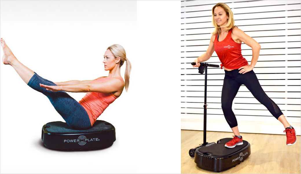 POWER PLATE Power plate Appareils de musculation Fitness Chambre | Design Contemporain