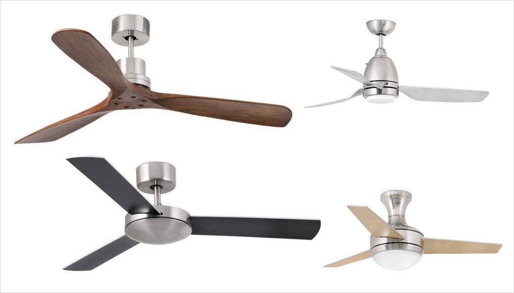 FARO Ventilateur de plafond Climatisation Ventilation Equipement Salle à manger | Design Contemporain
